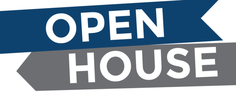 Join Us for a Mini Open House! November 6, December 11, January 15, February 12 Featured Photo