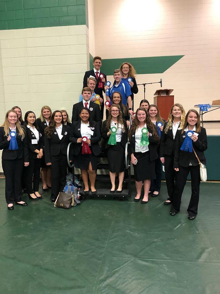 HOSA Students to Compete in March