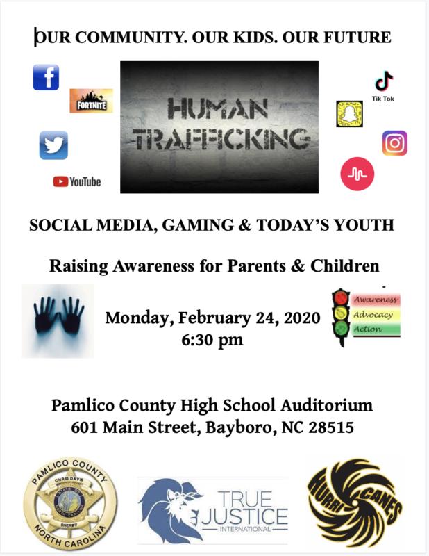Social Media Safety Event