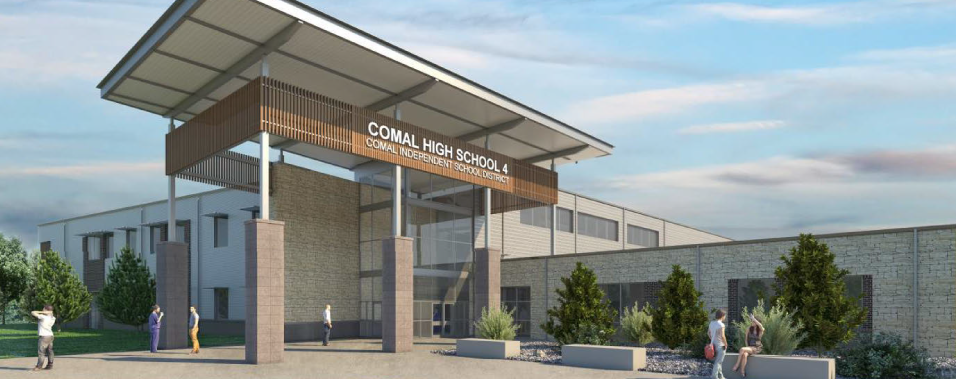 High school 4 rendering