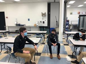 Freshman Retreat Small Groups