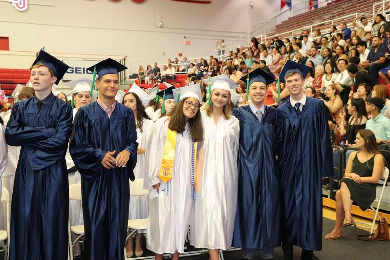 Memories of Graduation @ Maspeth High School Featured Photo