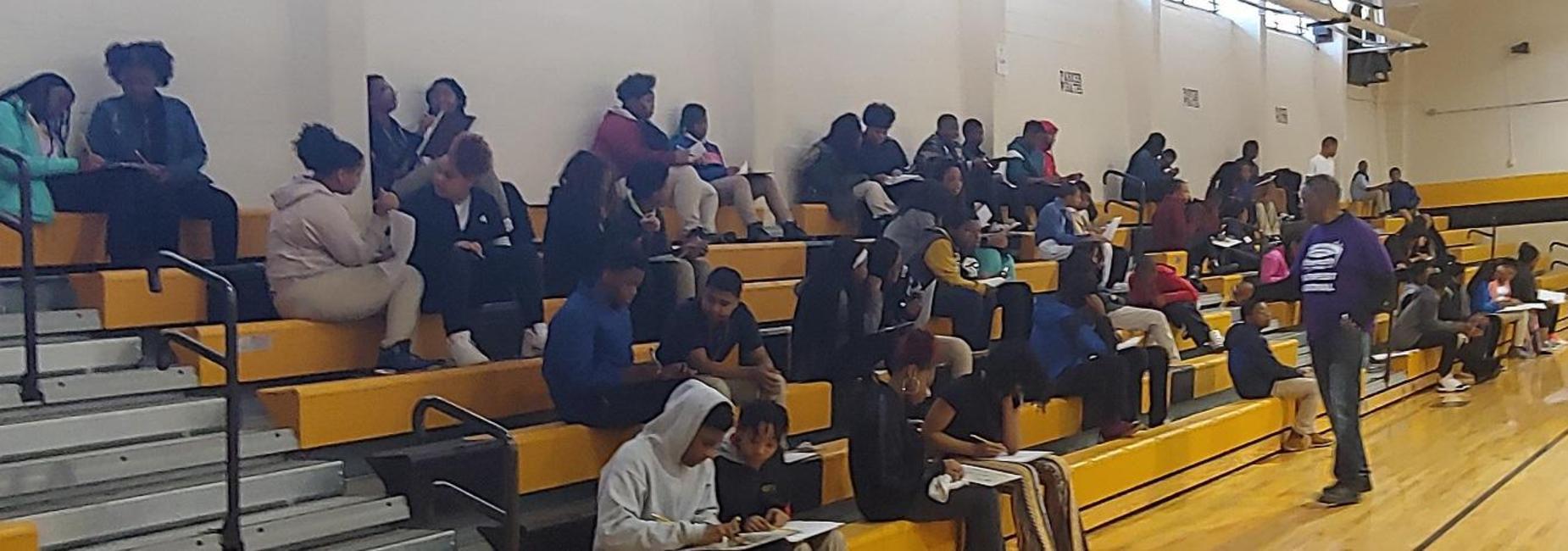 School Wide Math Activity