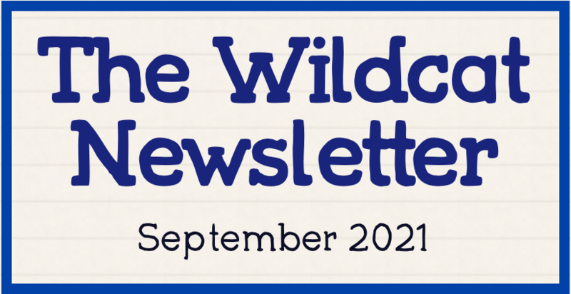 Wildcat Newsletter - September 3, 2021 Featured Photo
