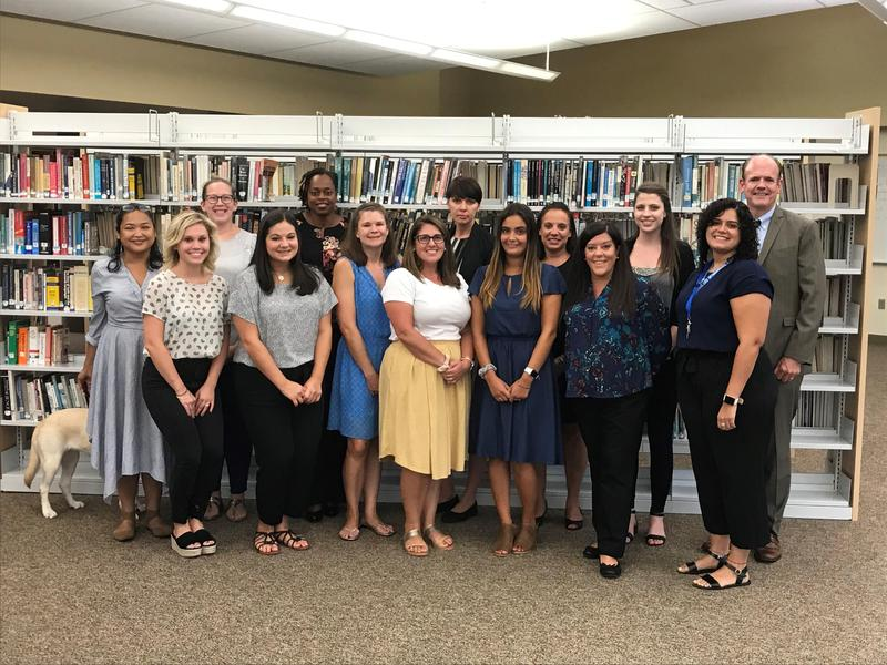 Welcome new teaching staff. Featured Photo