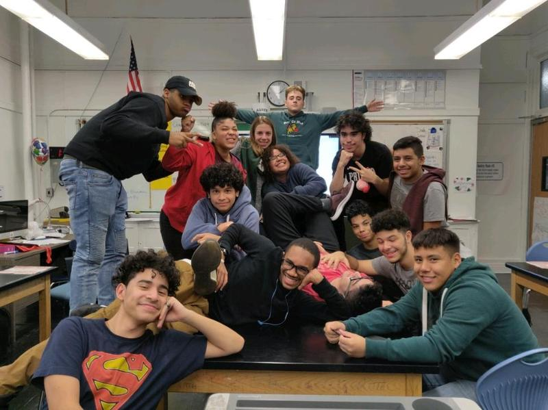 Peer Group Connection Activity Day Featured Photo