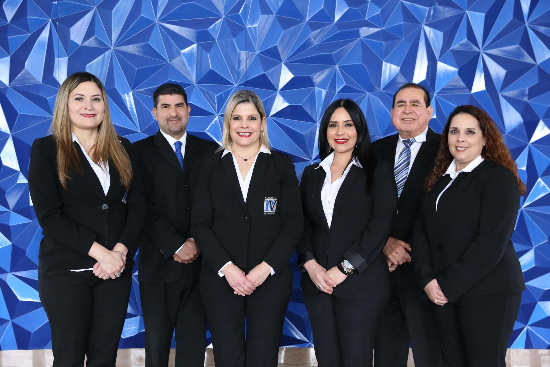 RVHS, Administration, Staff