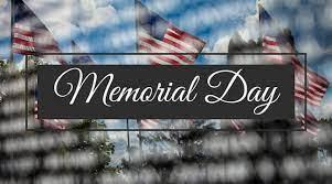 No School: Memorial Day May 31st Featured Photo