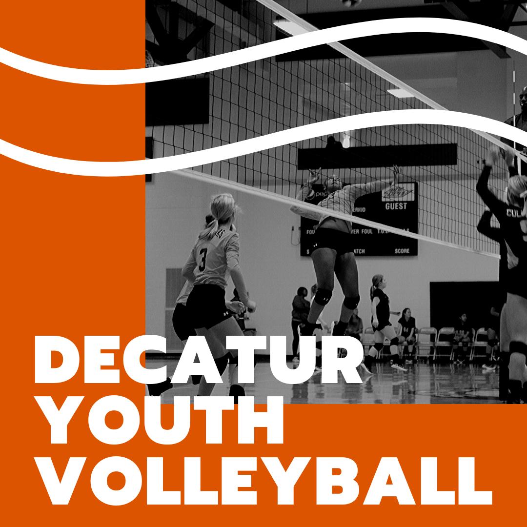 Decatur City Youth Volleyball Image