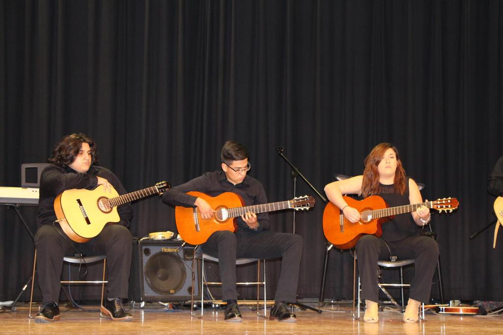 12/10/18 Guitar Concert