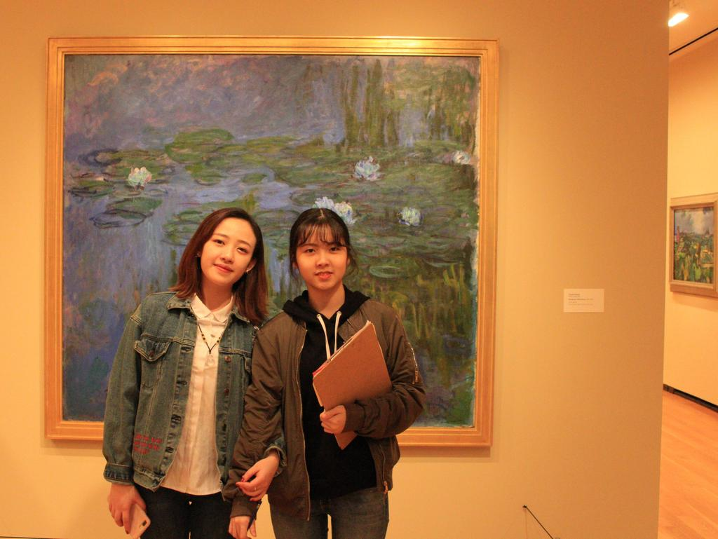 Field trip to Portland Art Museum