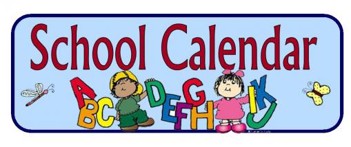 2020-21 School Calendar Thumbnail Image
