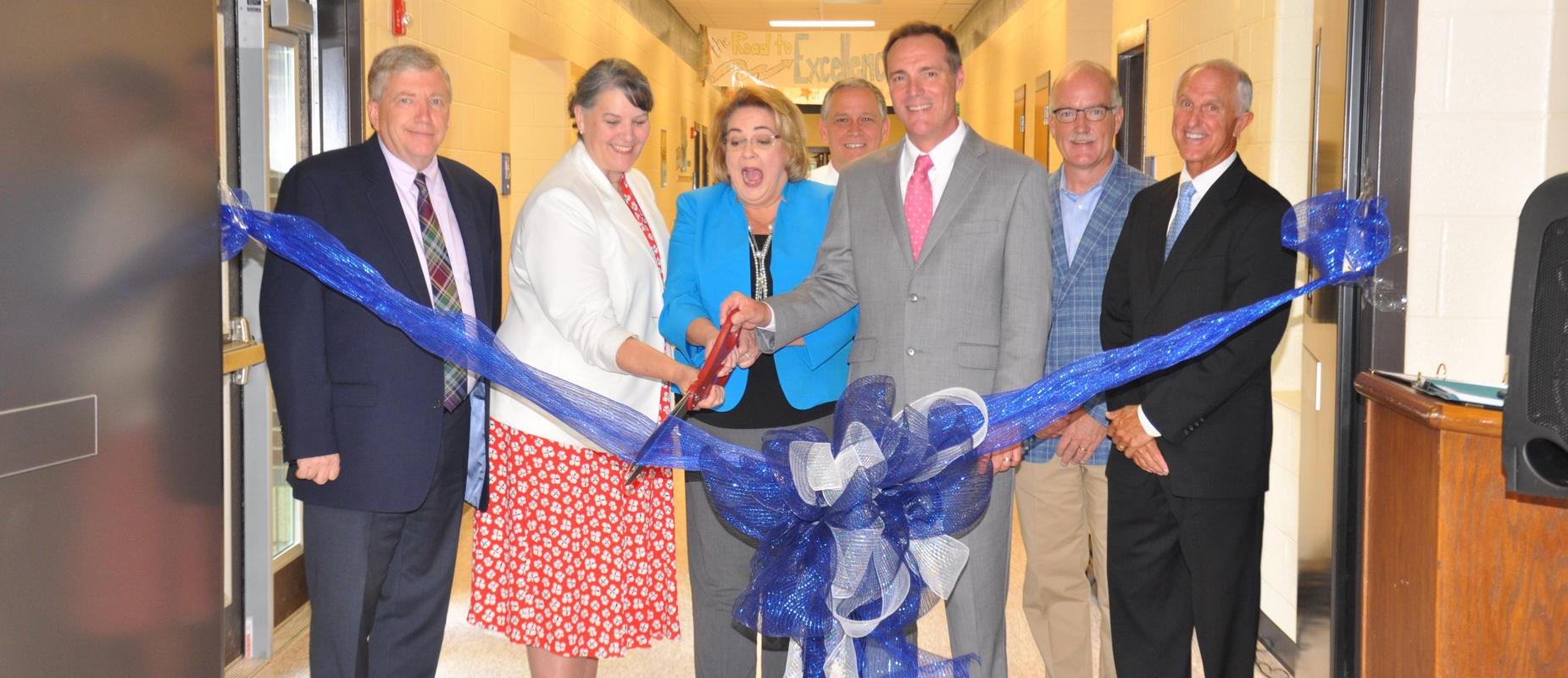Kingston Opens New Wing