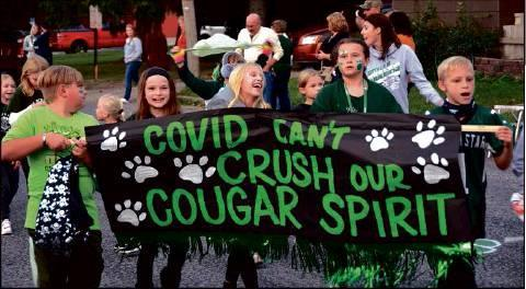 Homecoming Parade 2020 Featured Photo