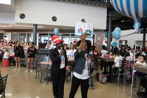 Dr Seuss day at MISD