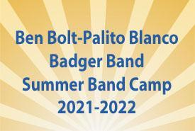 Summer Band Camp Schedule Featured Photo
