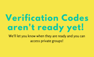 verification codes for flyer