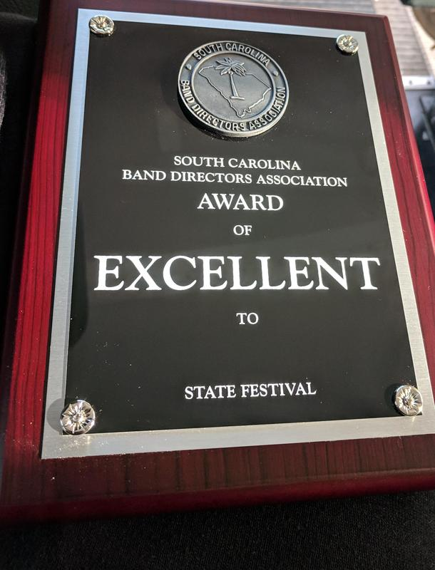 Band wins award
