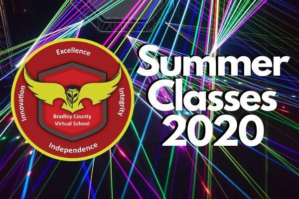 Summer Classes 2020