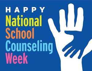 National School Counseling Week 2019
