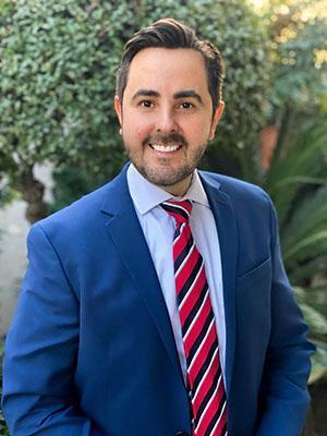 Garza High Principal Ezequiel Gutierrez