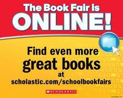 Virtual Book Fair! (1/25 - 2/7) Featured Photo