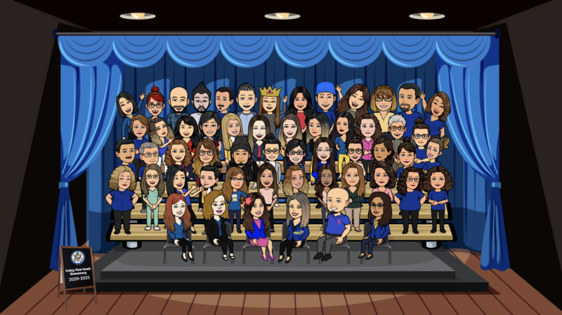 2020-2021 Valley View South Staff Bitmoji picture Thumbnail Image