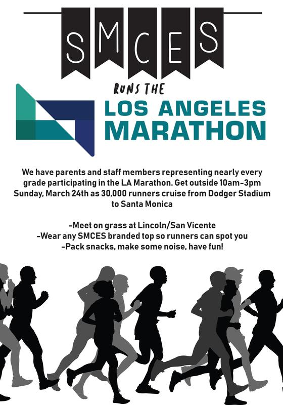 SMCES Runs the Los Angeles Marathon on Sunday, March 24th Featured Photo