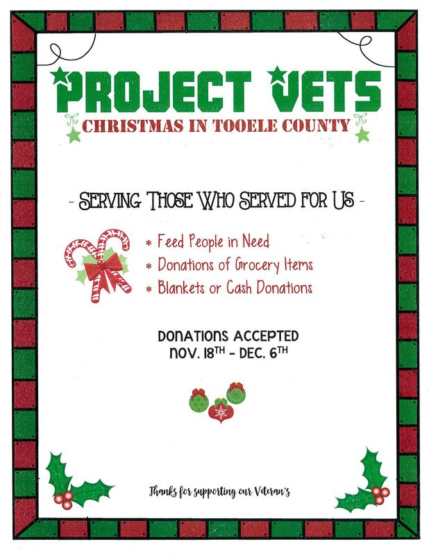 PROJECT VETS