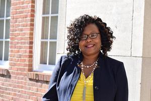 LaTanya Davis, NASD 2020 Administrator of the Year