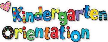 Kinder Orientation! Wed. May 1st at 1:45 pm Thumbnail Image