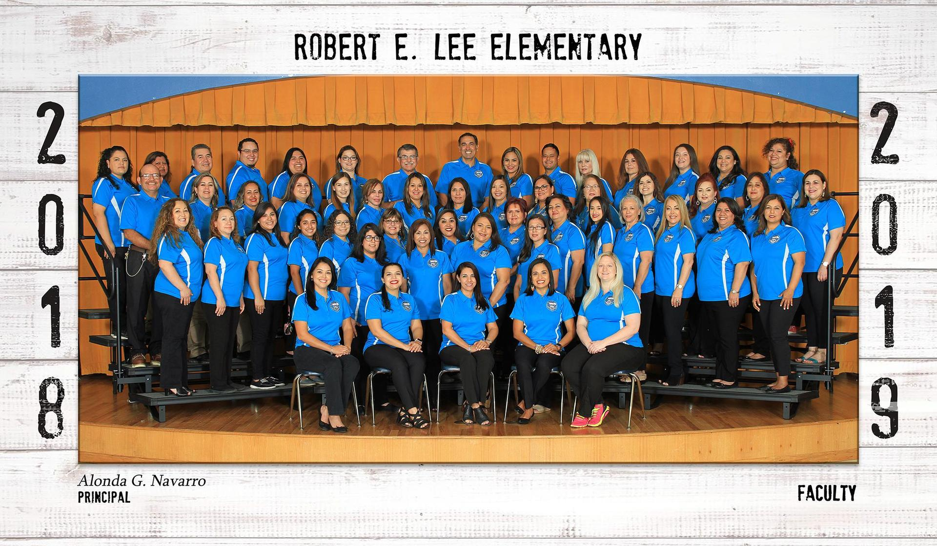 Lee Staff Photo
