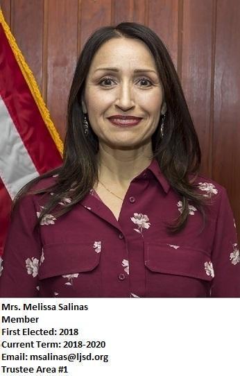 Board Member Melissa Salinas