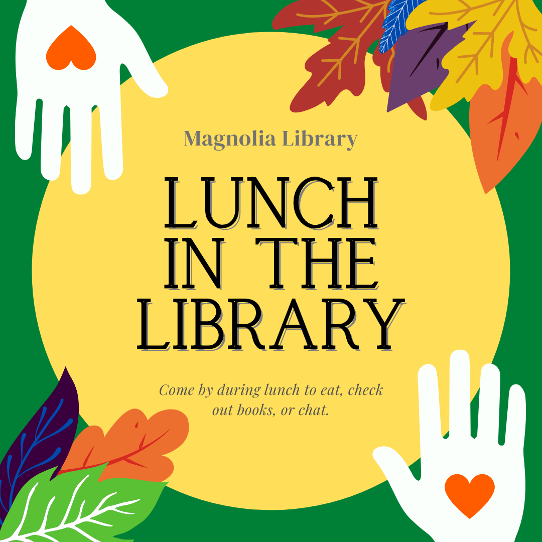 Autumn Library lunch