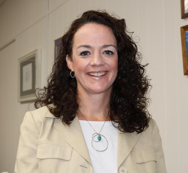 At its public meeting on June 25, the Westfield Board of Education unanimously approved the appointment of Mary Asfendis as principal of Westfield High School, effective August 1, 2019.