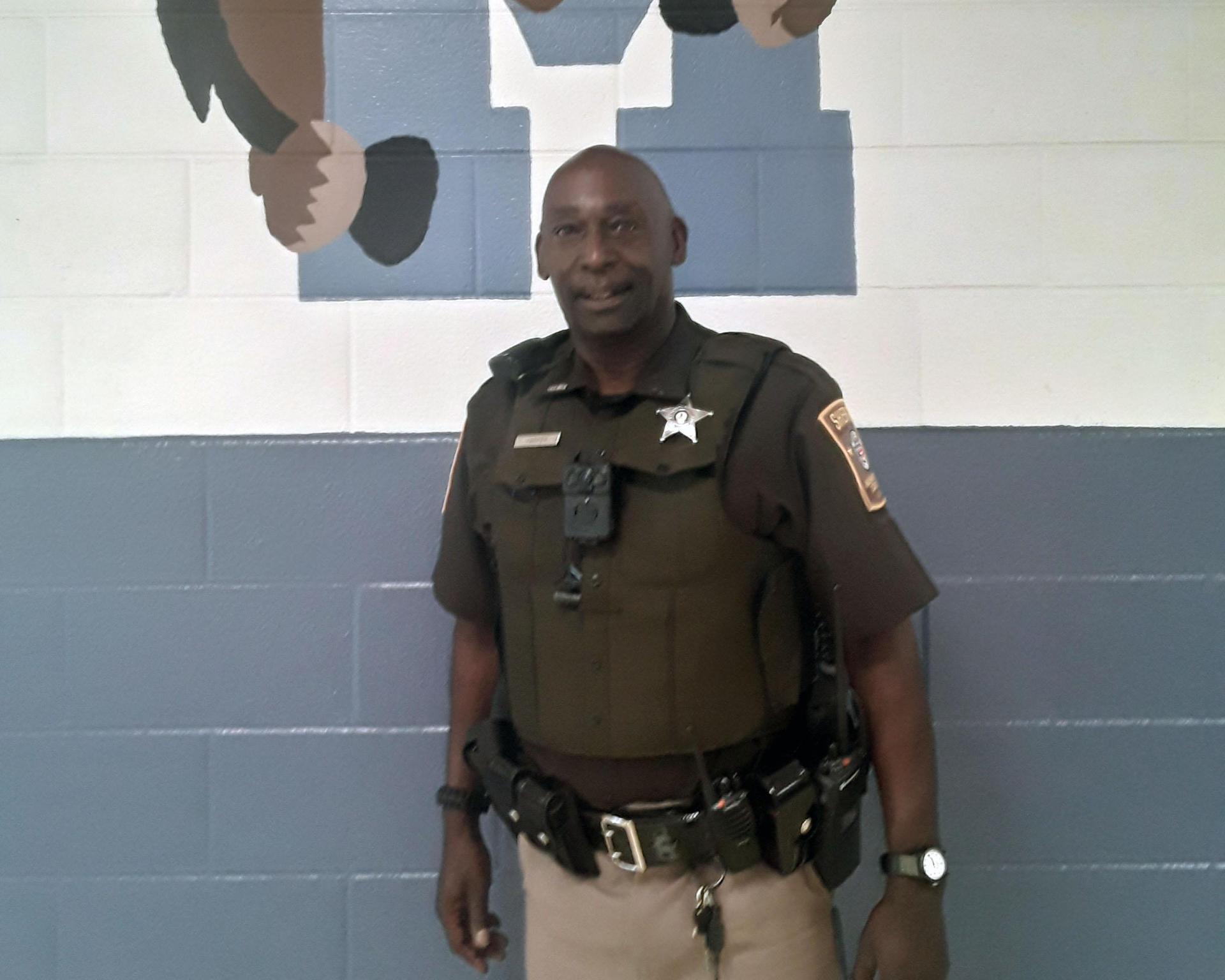 Deputy Hammer