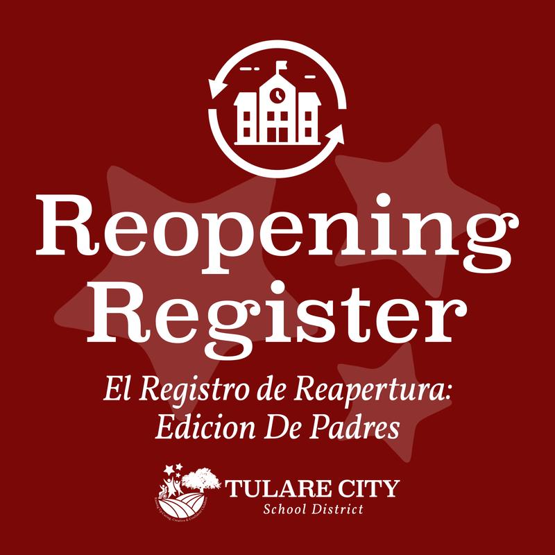 Reopening Register
