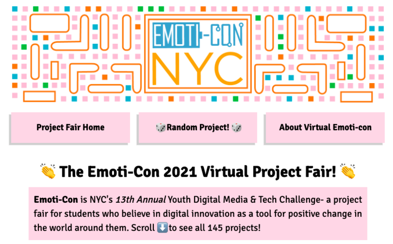 Homepage for Emoti-Con