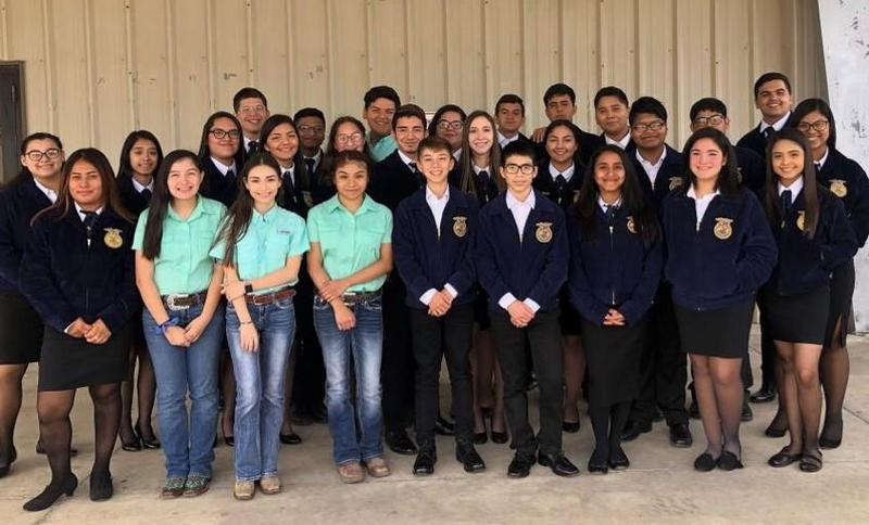 FFA Attends Valley FFA Leadership Development Events Featured Photo