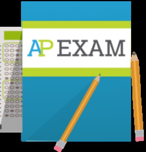 AP Exam Graphic