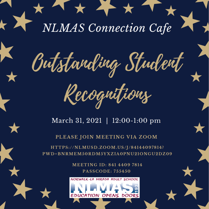 NLMAS Connection Cafe! Featured Photo