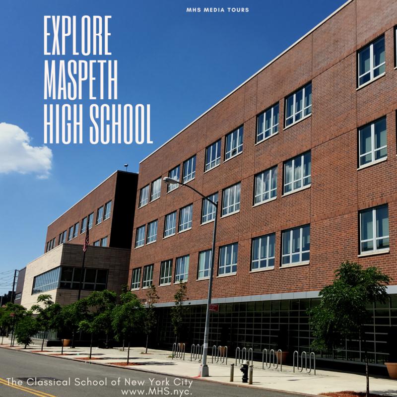 Explore Maspeth High School