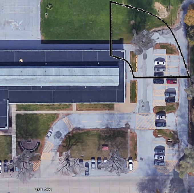 Washington Elementary School Wireless Coverage