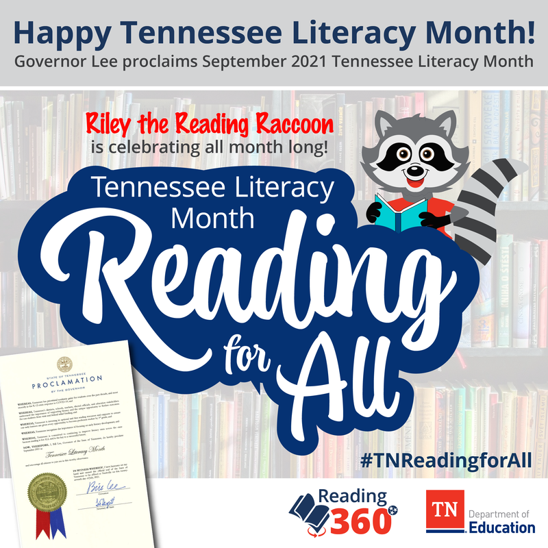Tennessee Literacy Month: Reading for All