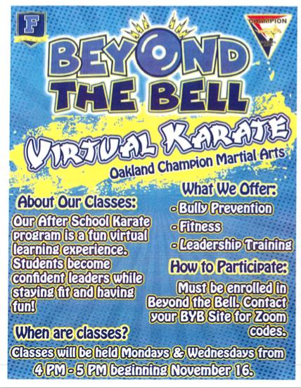 Beyond the Bell Virtual Karate! Thumbnail Image