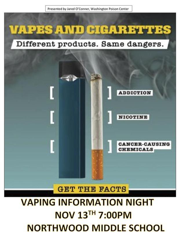 Vaping Information Night
