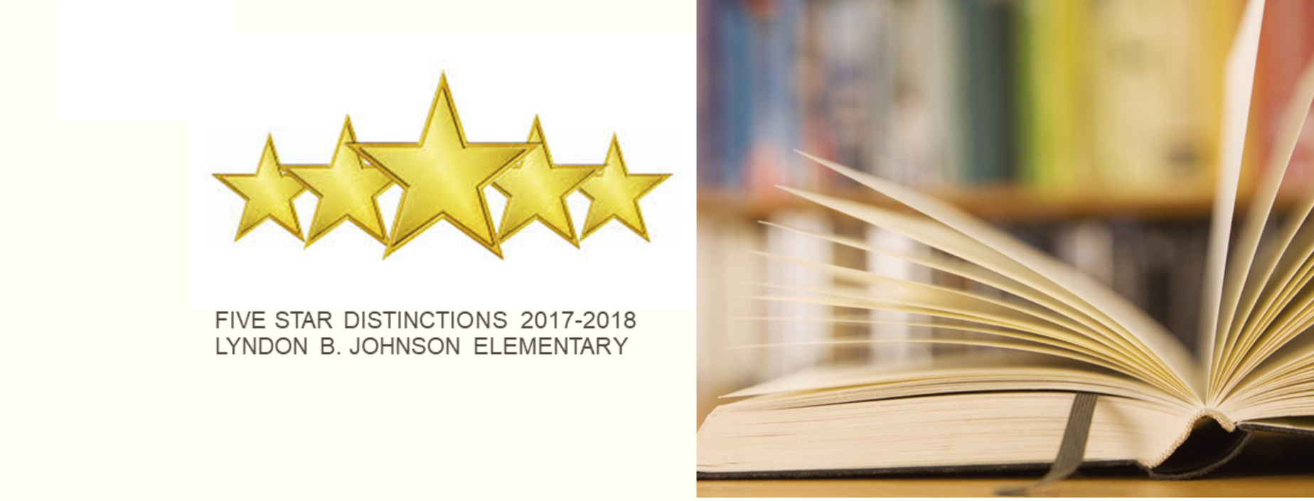 FIVE STAR DISTINCTIONS