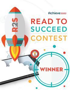 Read to Succeed Winner