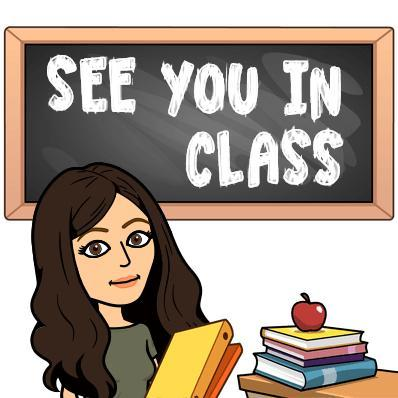 See you in class!