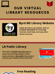 Online Resources for Students